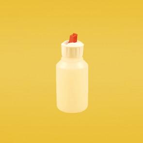 Flesje met druppeldop (100ml)