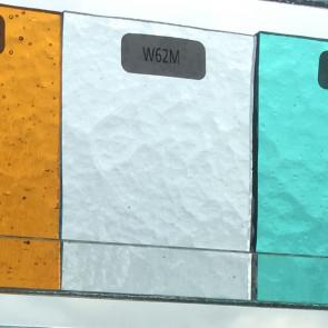 W62M lichtblauw (0,12m²)