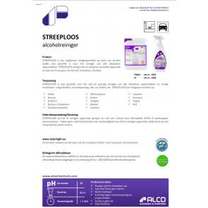 Glasreiniger Alco streeploos (500ml)