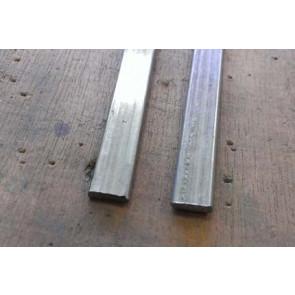 Staalkern 8mm x 2mm (per 2 meter)