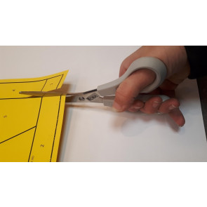 Sjabloonschaar Tiffany 1mm (folie)