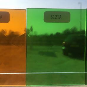 S121A-F (0,12m²) Groen