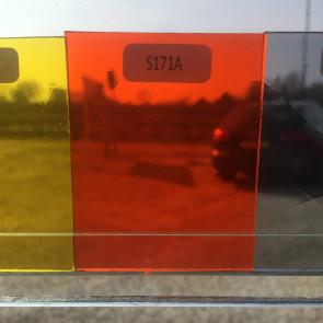 S171A-F (0,12m²) Oranje-oker