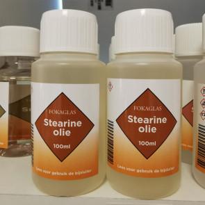 Stearine olie (100 ml)